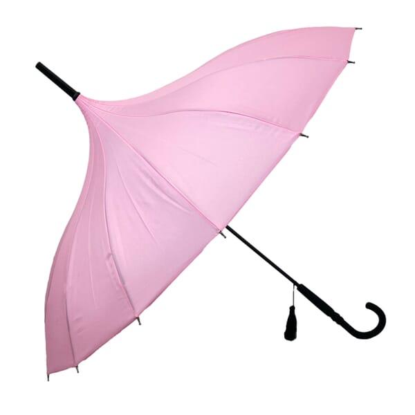 Soake Classic Pagoda umbrella in pink