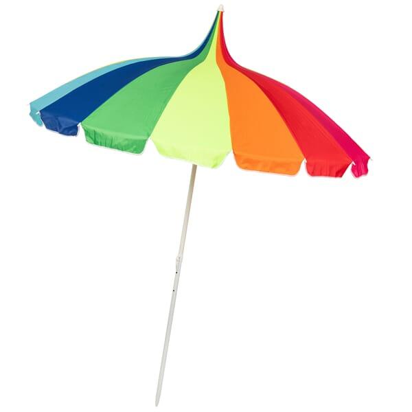 Soake Garden Parasol Rainbow